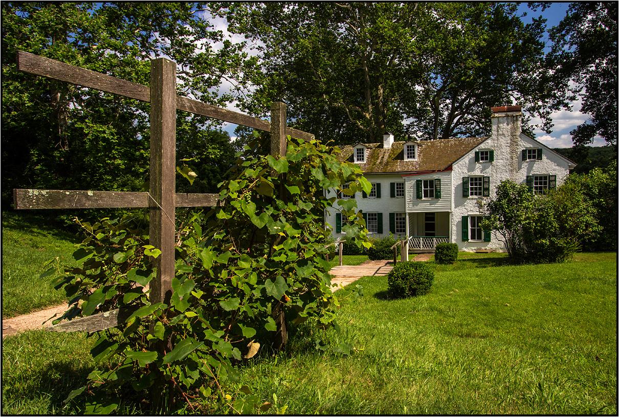 Pennsylvania | ironmaster´s mansion |