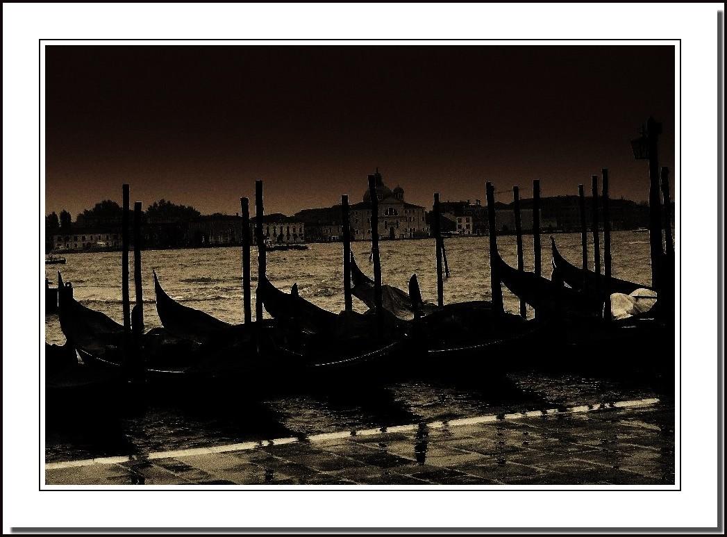 pénombre sur Venise