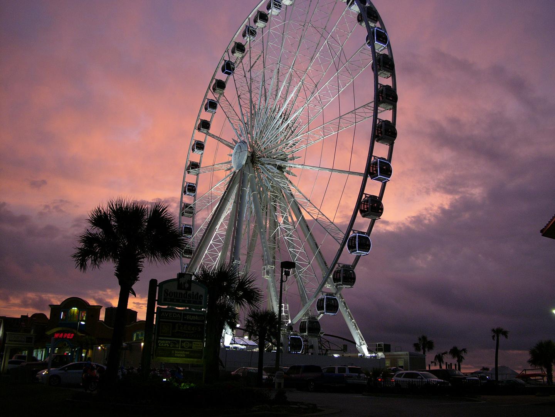 Pensacola USA (Riesenrad) Leica Digilux 2