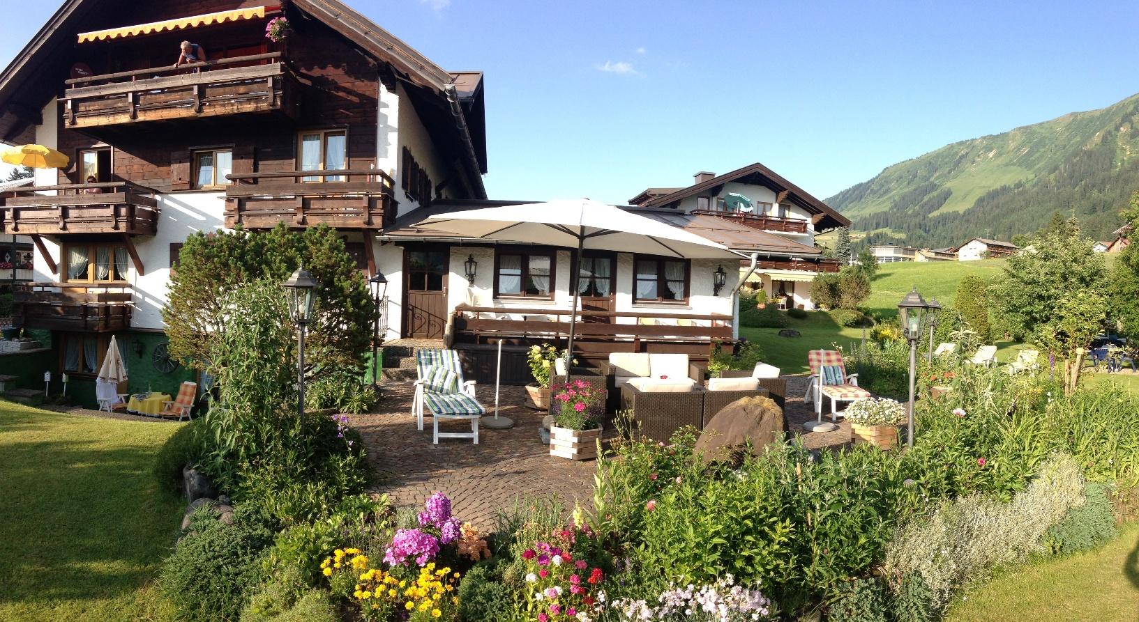 Pension Gatterhof in Riezlern Kleinwalsertal
