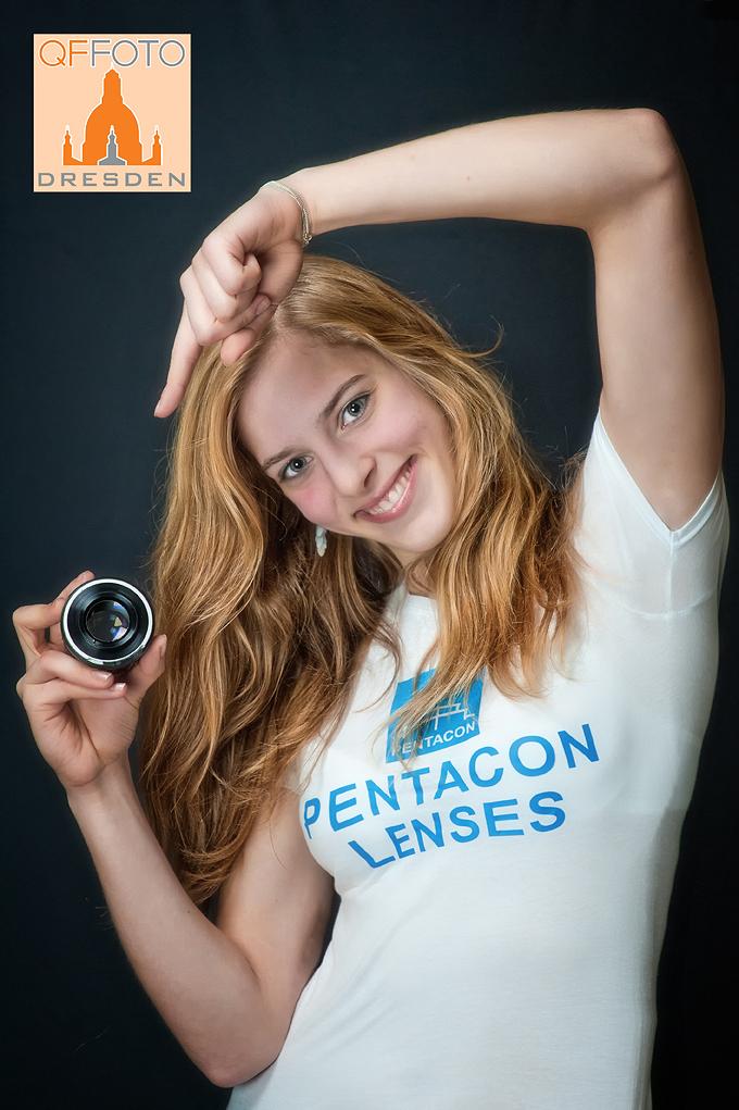 Pentacon Girl