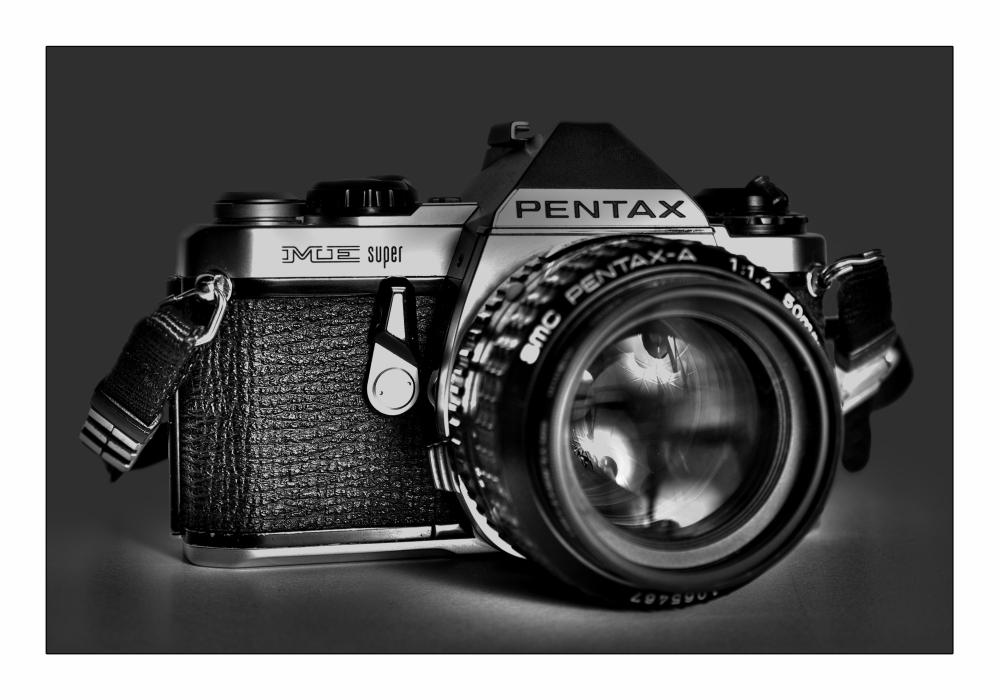 Pentax ME Super - HDR