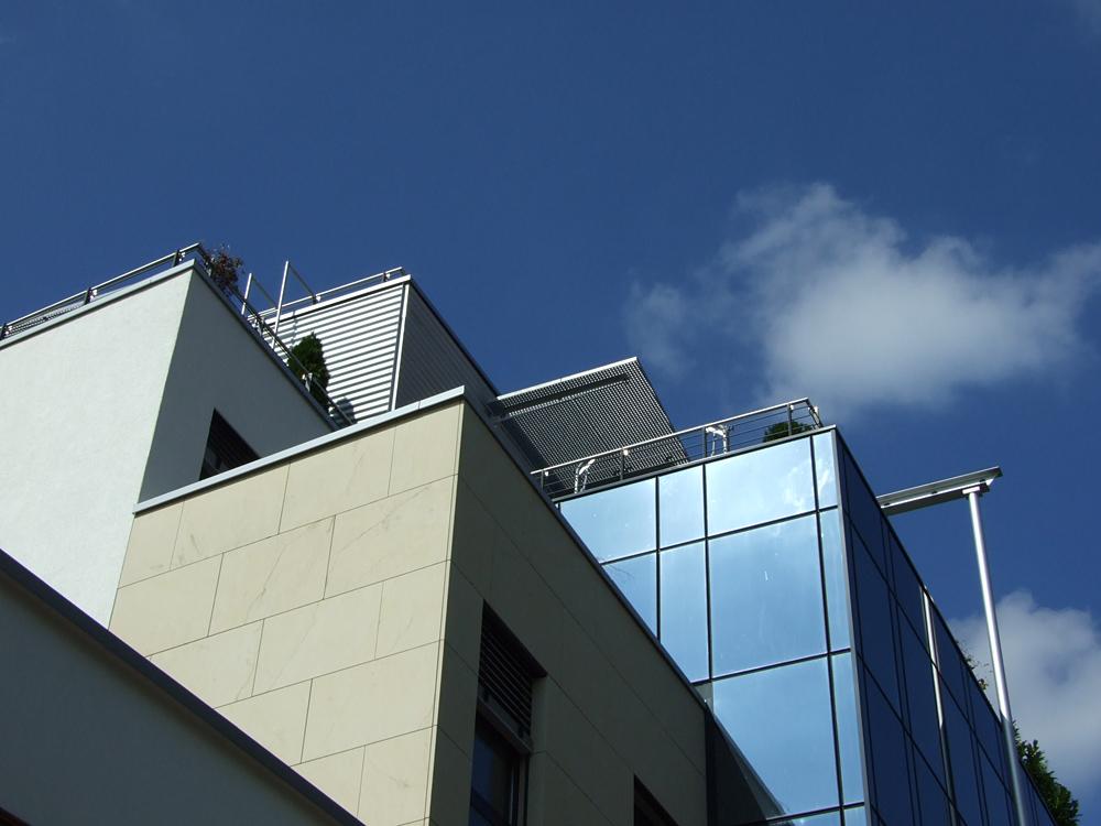Penthouse über der Rathauspassage Paderborn