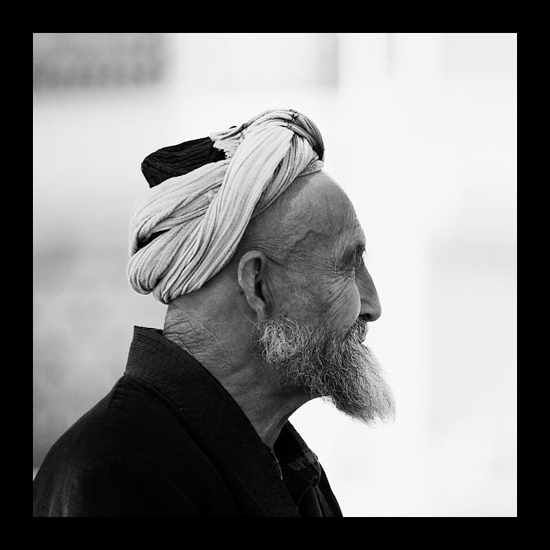 People in Samarqand / Uzbekistan