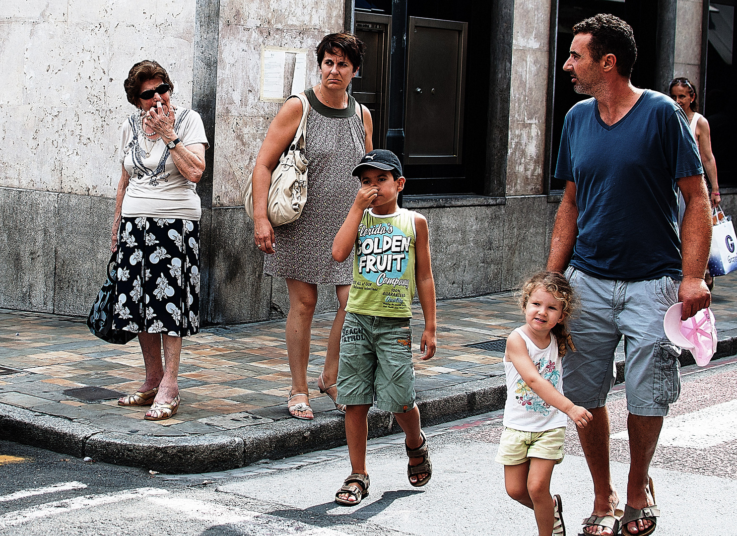 people in tuscany at the volterra festival