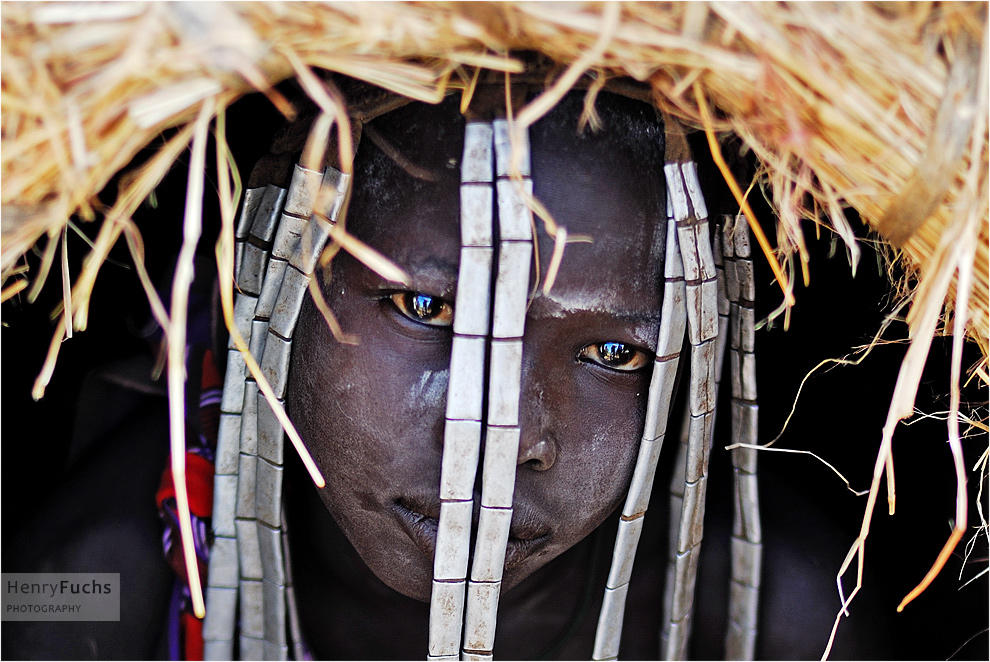 People of the Omo Valley...