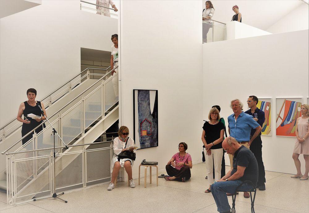 People Vernissage Kunstgalerie