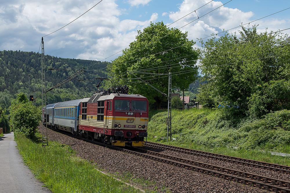Pepin mit Eurocity