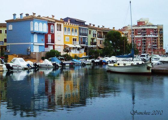 Pequeña Venecia.