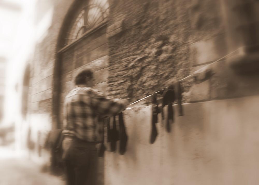 Per le strade della vecchia roma....