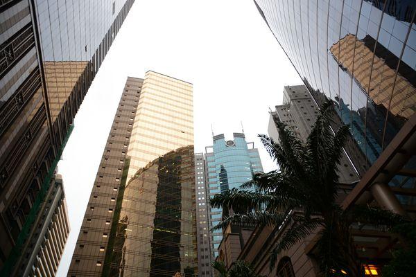 Per le vie di Hong Kong - riflettendo