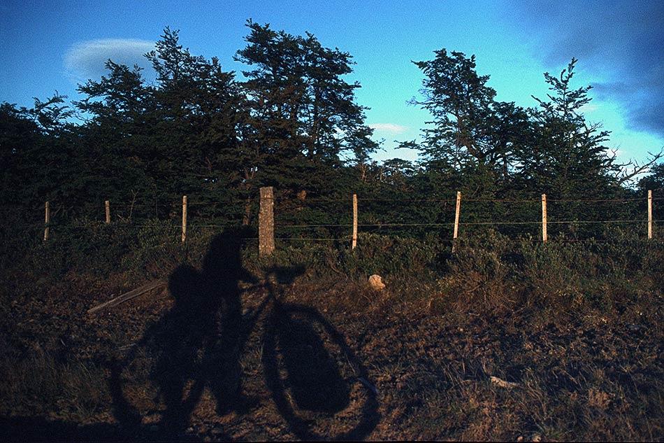 per Rad durch Feuerland