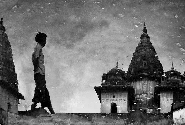 Per strada - Gwalior 1
