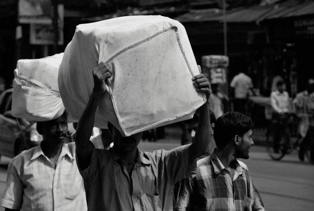 Per strada - Kolkata 1