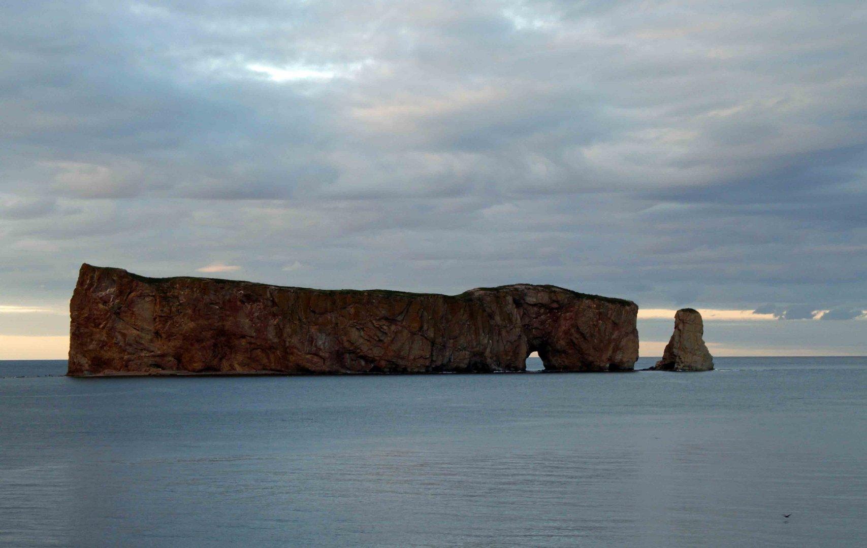 Percé' s Rock