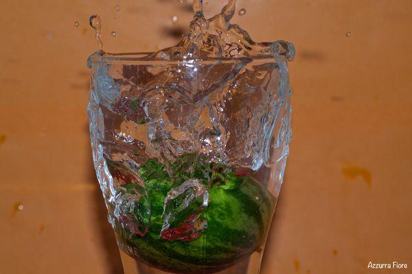 Perdersi in un bicchier d'acqua