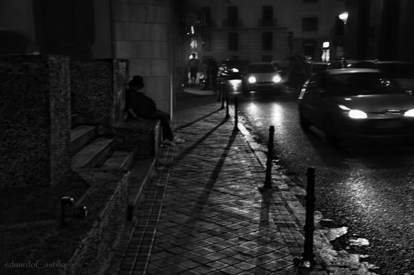 Perdido entre la noche