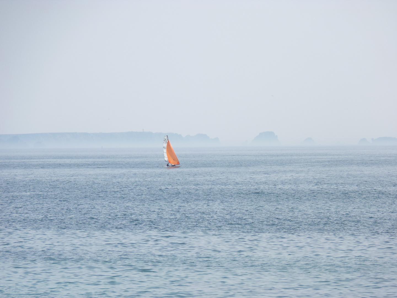 Perdu en mer d'Iroise