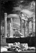 Pergamon - Trajan Tempel