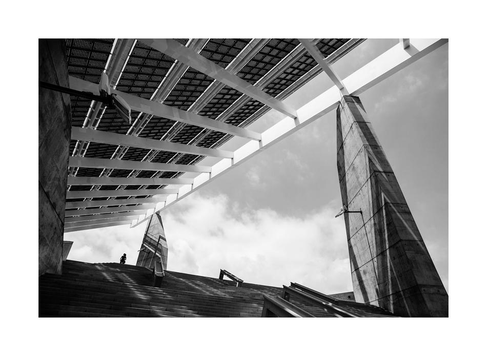 pergola fotovoltaica III