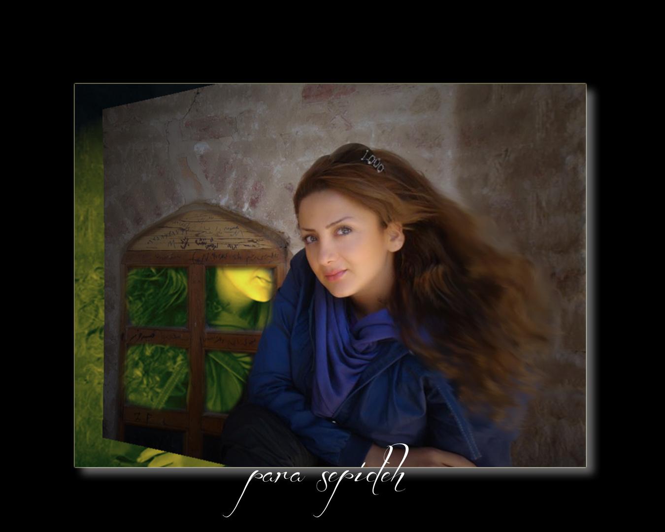 Perhsian girl