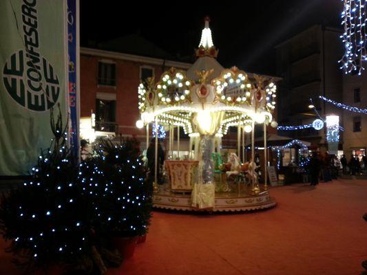 Periodo di Natale Rovigo in centro