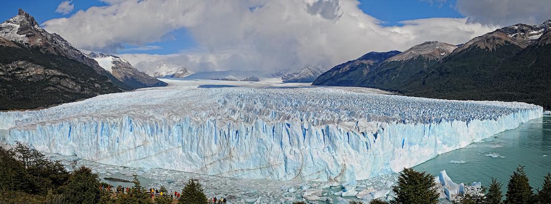 Perito Moreno Gletscher - Los Glaciares NP / Argentinien