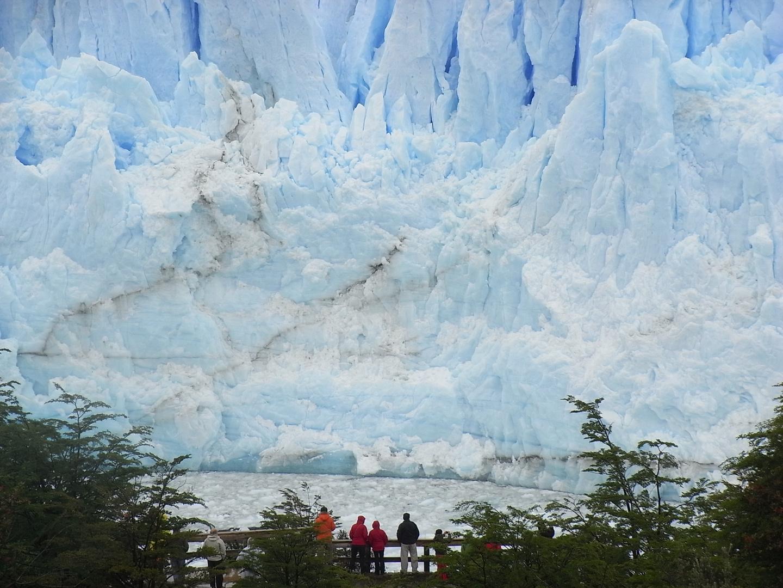 Perito Moreno Gletscher, Patagonien