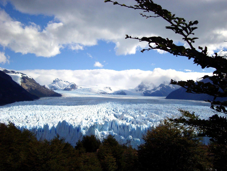Perito-Moreno Gletscher, Patagonien, Argentiniens