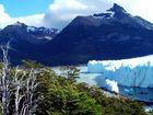 Perito-Moreno Gletscher, Patagonien im Südwesten Argentiniens