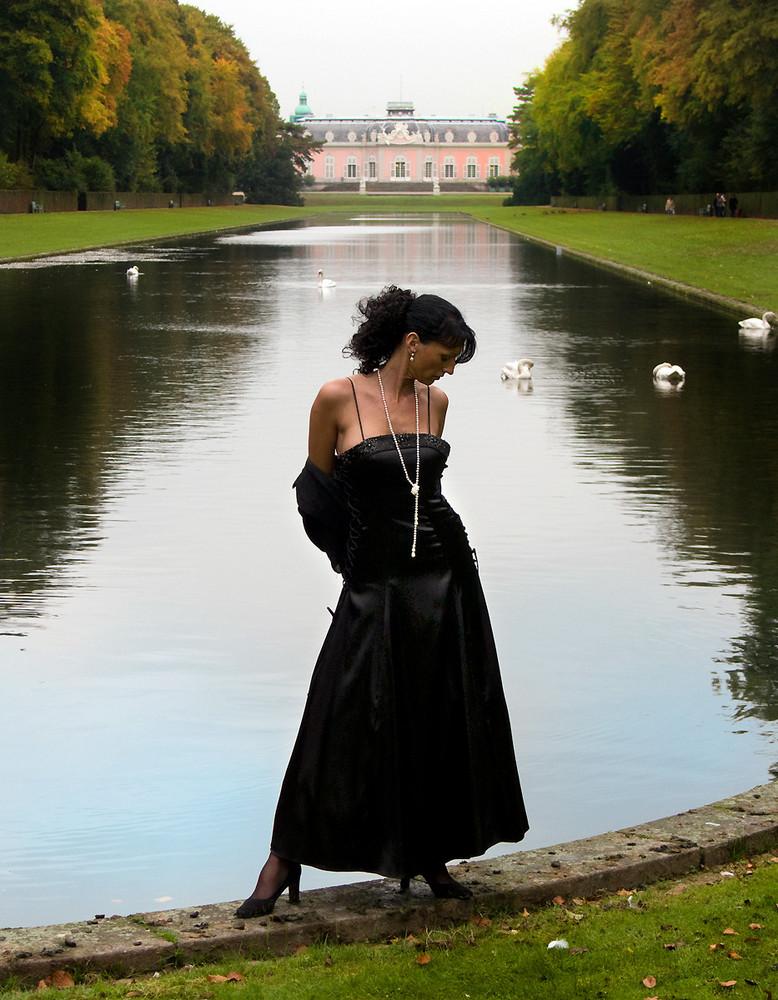 Perle, Schloss Benrath 17