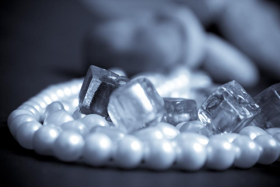 ...Perlen...