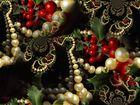 Perlen und Beeren