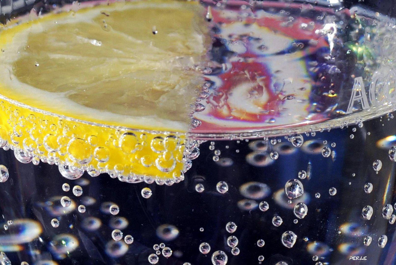 Perlenwasser