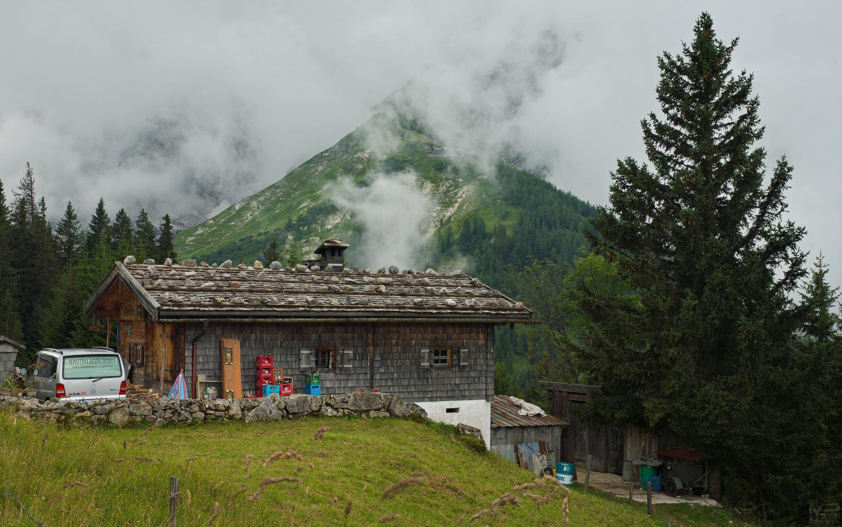 Perlerkaser Hütte