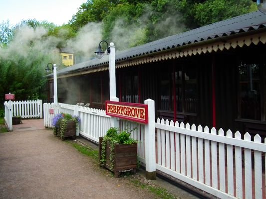 Perrygrove Railway, Forest of Dean,
