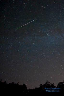 Perseiden - Die grosse Sternschnuppe