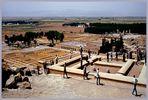 Persepolis - ein Überblick über einen Teil der alten Stadt
