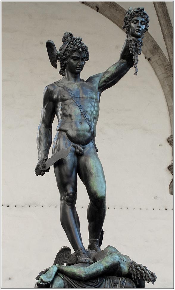 Perseus - Florenz
