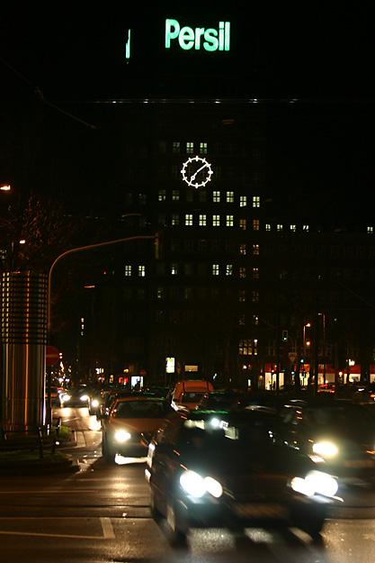 Persil bei Nacht