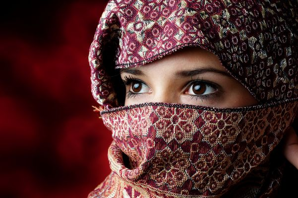 Persische Schönheit