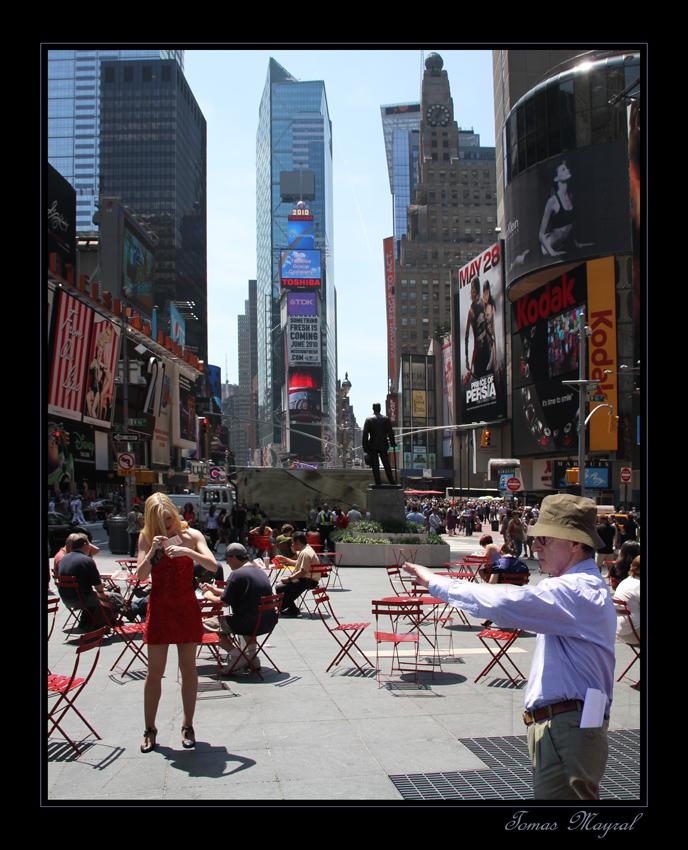 Personajes de NYC