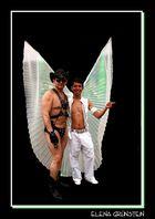 Personajes del gay parade México XII