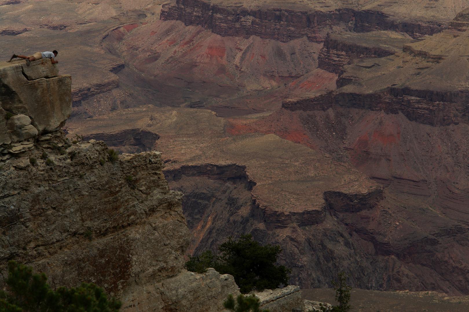 Personality Canyon View