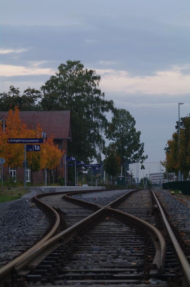 Personenbahnhof Löningen