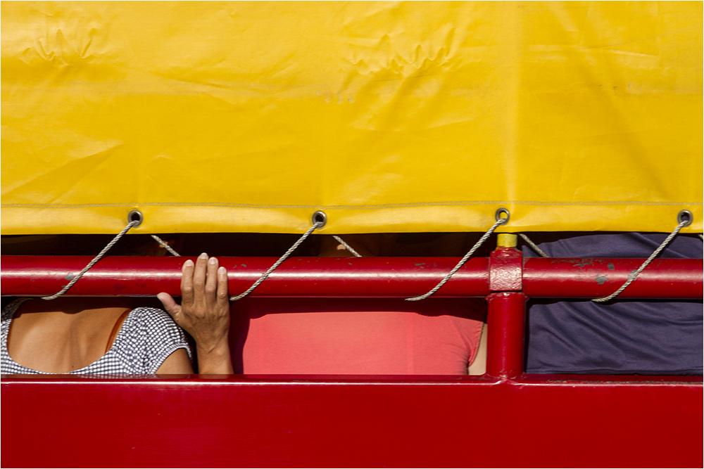 Personentransport auf kubanisch
