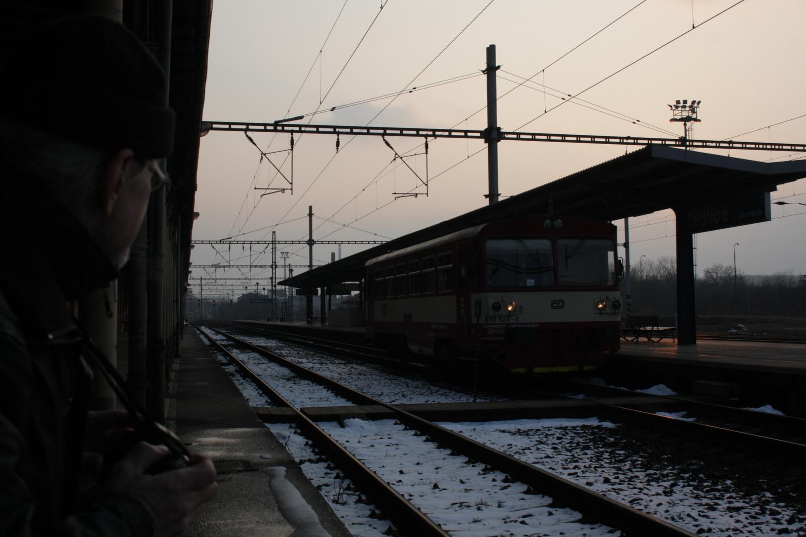 Personenzug 16950