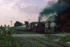 Personenzug von Halberstadt