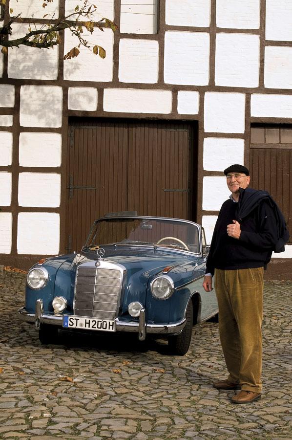 Person.Kraftwagen-Benz