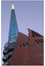 Perth: Bell Tower (blue)